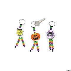 Halloween Beaded Keychain Craft Kit