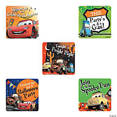Halloween Cars Stickers
