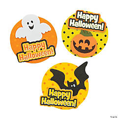 Halloween Character Magnet Craft Kit