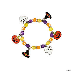 Halloween Charm Bracelet Craft Kit