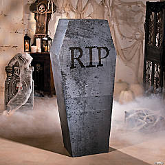 Halloween Coffin Stand-Up
