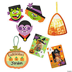 Halloween Craft Kit Assortment
