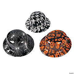 Halloween Derby Hat Assortment