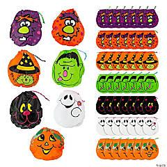 Halloween Drawstring Goody Bags