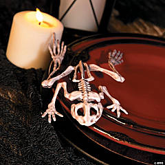 Halloween Frog Skeleton