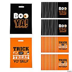 Halloween Funny Sayings Trick-or-Treat Goody Bags