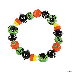 Halloween Glass Bracelet Kit