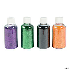 Halloween Glitter Assortment