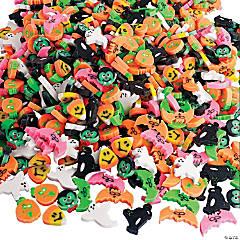 Halloween Mini Eraser Assortment