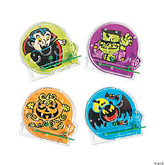 Halloween Mini Pinball Games