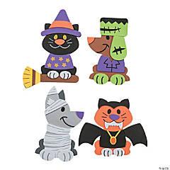 Halloween Pet Magnet Craft Kit