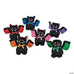 Halloween Plush Bats