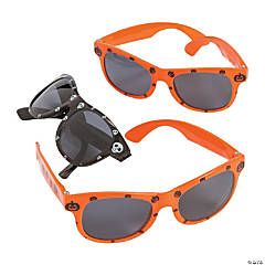 Halloween Printed Nomad Sunglasses