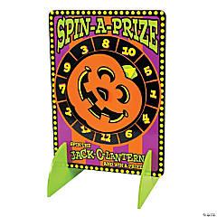 Halloween Prize Wheel