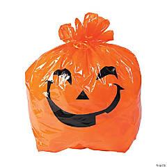 Halloween Pumpkin Yard Bags