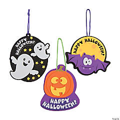 Halloween Sign Craft Kit