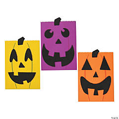 Halloween Treat Bag Craft Kit