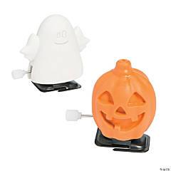 Halloween Wind-Up Erasers