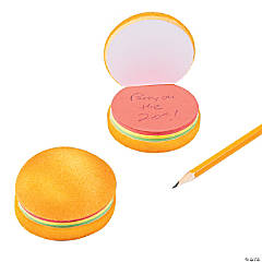 Hamburger Notepads
