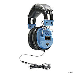 HamiltonBuhl Deluxe, Headset with In-Line Microphone, TRRS Plug - Apple Compatible