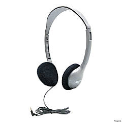 HamiltonBuhl Personal On-Ear Stereo Headphone - Set of 3 headphones