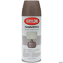 Hammered Finish Paint 12oz-Brown