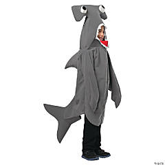 Hammerhead Shark Costume For Boys