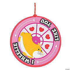 Hamster Wheel Sign Craft Kit