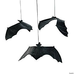 Hanging Bats Halloween Décor