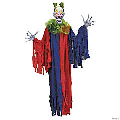 Hanging Evil Clown