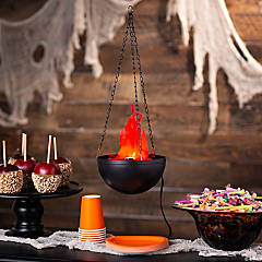 Hanging Flame Party Light Halloween Décor