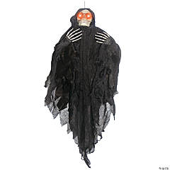 Hanging Light Up Black Reaper