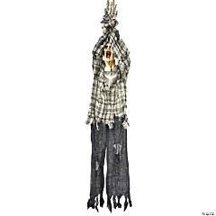 Hanging One-Eyed Man