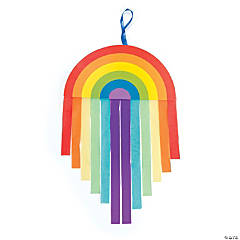 Hanging Rainbow Craft Kit