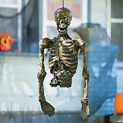 Hanging Zombie Torso