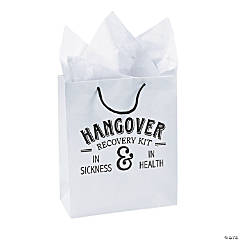 Hangover Rescue Wedding Gift Bags