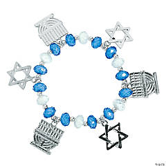 Hanukkah Bracelet Craft Kit