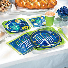 Hanukkah Icons Party Supplies
