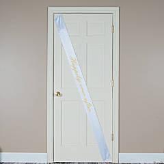 Happily Ever After Door Banner