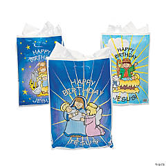 Happy Birthday Jesus Goody Bags