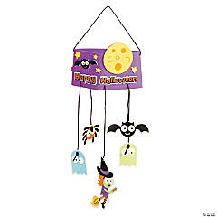 Happy Halloween Mobile Craft Kit