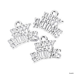 Happy Holiday Charms