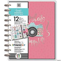 Happy Memory Keeping Undated 12-Month Big Planner -Painted Memories