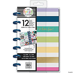 Happy Planner 12-Month Dated Mini Planner 5.125X7.5