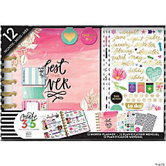 Happy Planner 12-Month Medium Planner