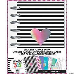 Happy Planner Sticker Storage Book-Rainbow