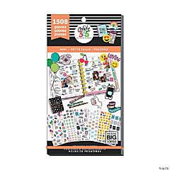 Happy Planner Sticker Value Pack-Mini Icons, 1508/Pkg
