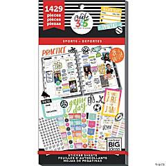 Happy Planner Sticker Value Pack-Sports, 1429/Pkg