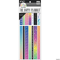 Happy Planner Washi Sticker Book-Magical, 414/Pkg