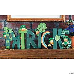 Happy St. Patrick's Screen